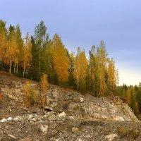 Осень на Урале :: Нэля Лысенко