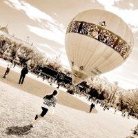 Воздушный шар :: Арсений Корицкий