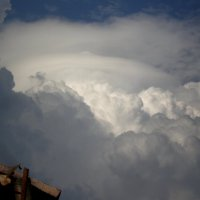 Облака с ореолом :: Татьяна Пальчикова