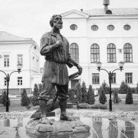 Памятник Тамбовскому мужику. Тамбов :: Виктор