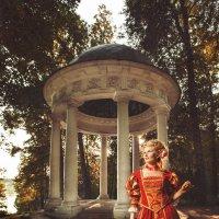 фотосессии в дворянских усадьбах :: Артем Воробьев