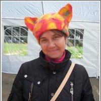 Лисичка-продавщичка (Рыжий фестиваль) :: muh5257