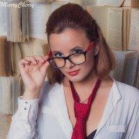 Библиотекарь :: Мария Черенова