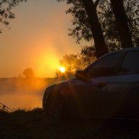 Утро на рыбалке :: Валерий Переславцев
