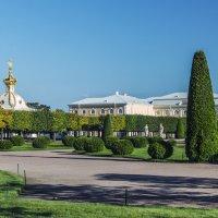 Дворцовый парк :: Valerii Ivanov