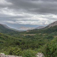 Хорватский пейзаж №11 :: Gennady Legostaev