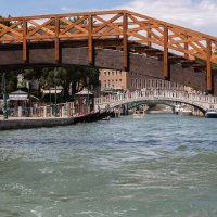 Венецианские мосты :: Gennady Legostaev