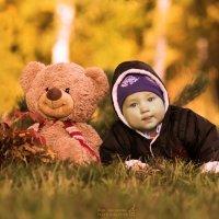 Осенняя прогулка :: Вера Арасланова