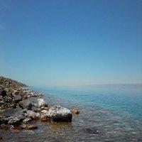 Берег Мертвого моря. :: Жанна Мааита