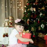 Подарок :: Irina Potapova