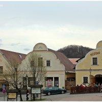 Незабываемый городок Штрамберк... :: Dana Spissiak
