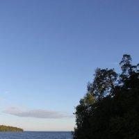 Утром на Валааме. :: Сергей Крюков
