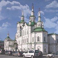 Спа́сская це́рковь :: Олег Петрушов