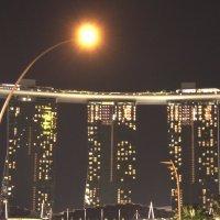 Отель-казино Marina Bay Sands в Сингапуре :: Savayr