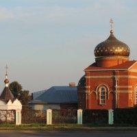 Церковь в Орловке :: bemam *