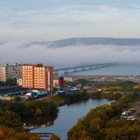 Парит Гольфстрим в Кольском заливе :: Sergey