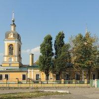 Церковь Сорока мучеников Севастийских в Спасской слободе. :: Александр Качалин