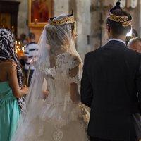 Венчание в Мтскхете :: Марат Шабакаев