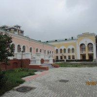 Резиденция Колчака( вид со двора) :: раиса Орловская