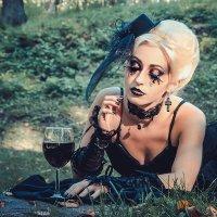 Dark beauty :: Владимир Горубин