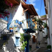 Город Скиатос, Греция :: Alexandre Lavrov