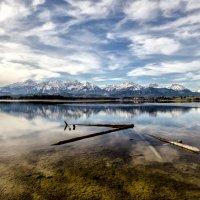 Горное озеро :: Мария Гура