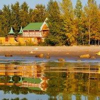 осень,замок,море, :: Ирина ***
