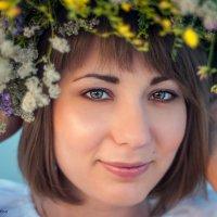 Девушка-лето :: Кристина Волкова(Загальцева)