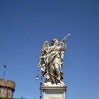Ангелы Рима :: Ольга