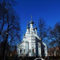 Владимирский собор иконы Божией Матери в Кронштадте :: Валентина Папилова