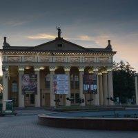 Доброе утро, Новокузнецк! :: Павел Савин