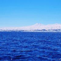 Путешествие по Армении. Озеро Севан. :: Алексей Беликов