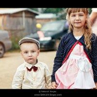 Мальчик и девочка :: Сергей Селевич
