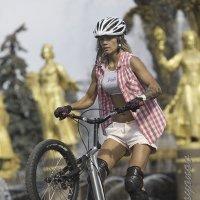 Укротители велосипедов :: Александр Аксёнов