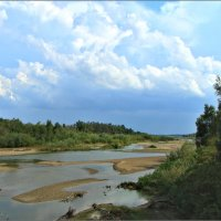 Река Белая. :: Ольга Ламзина