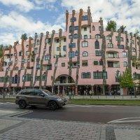 Магдебургская зелёная цитадель :: leo yagonen