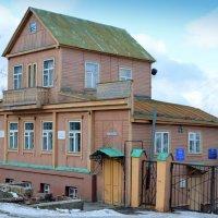 Дом Семёнова :: Геннадий Храмцов