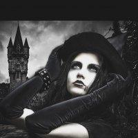 """Фотосессия """"Halloween"""" :: Юлия Михалева"""
