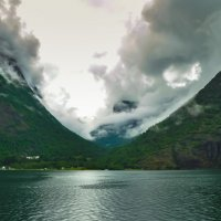 Норвегия. Согнифьёрд :: Алексей Кошелев