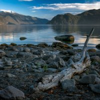 телецкое озеро :: сергей агаев