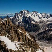 The Alps 2014 France Mont Blanc 4 :: Arturs Ancans