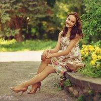 Таня :: Ирина Лепнёва