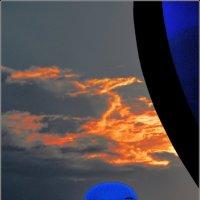 Романтика вечернего неба... :: Aquarius - Сергей