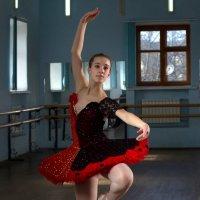 Балерина :: Полина Душенкова