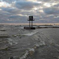 Пирс затопило... :: Полина