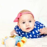 Вика 5 месяцев :: Лилия Винтонюк