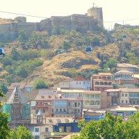 Тбилиси. Старый город и крепость Нарикала. :: Игорь