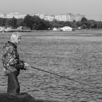 Рыбак :: Андрей Володин