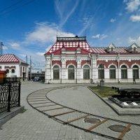 Старый вокзал :: Светлана Игнатьева