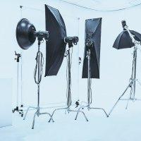 "Угловая циклорама :: Фотостудия ""Fresh-X"""